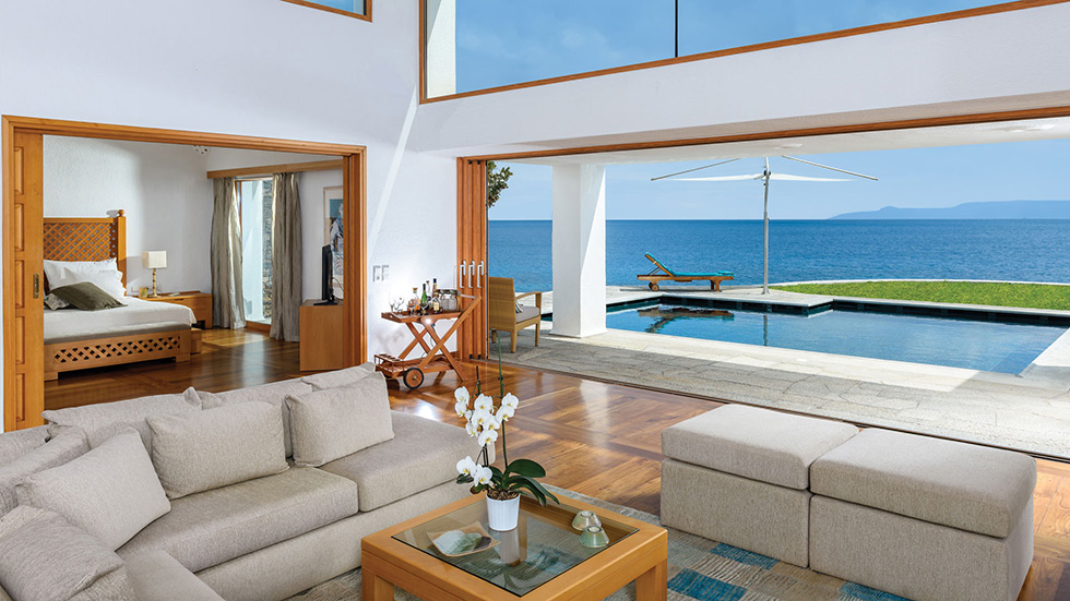 Elounda Peninsula All Suite Hotel, Creta, Grecia
